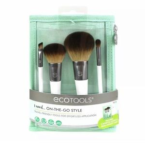 🌺Ecotools On The Go Style Makeup Brush Kit NEW